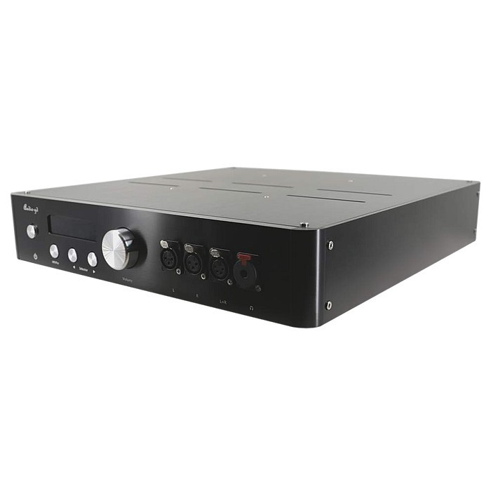 AUDIO-GD NOS 11 MASTER Preamp / Headphone Amp / Balanced DAC 4x PCM1704UK Isolated Amanero