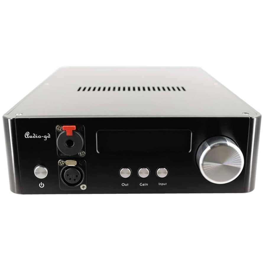 AUDIO-GD C-2 Class A Preamplifier / Amplifier Headphone analogue