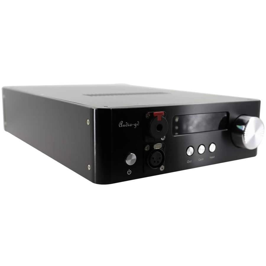 AUDIO-GD C-2 EDITION 2019 Class A Preamplifier / Amplifier Headphone