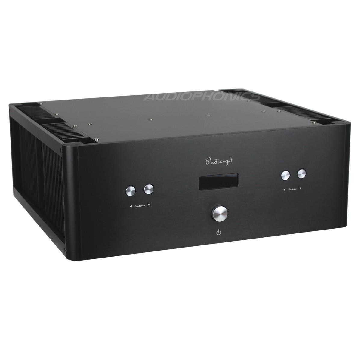 AUDIO-GD MASTER 10 Amplificateur Class-A Symétrique ACSS 2x 250W / 8 Ohm