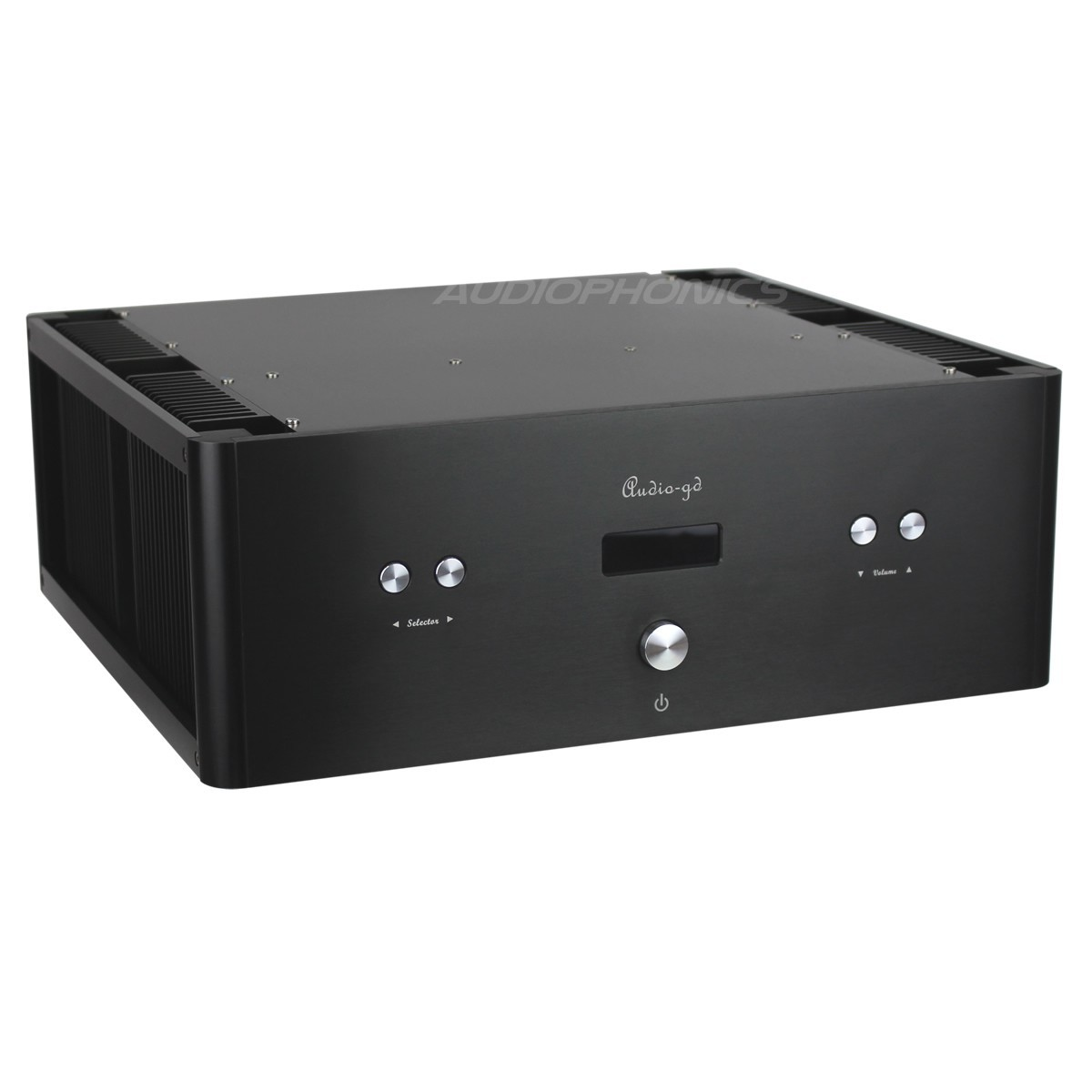 AUDIO-GD MASTER 10 Class-A Balanced Amplifier ACSS 2x 250W / 8 Ohm