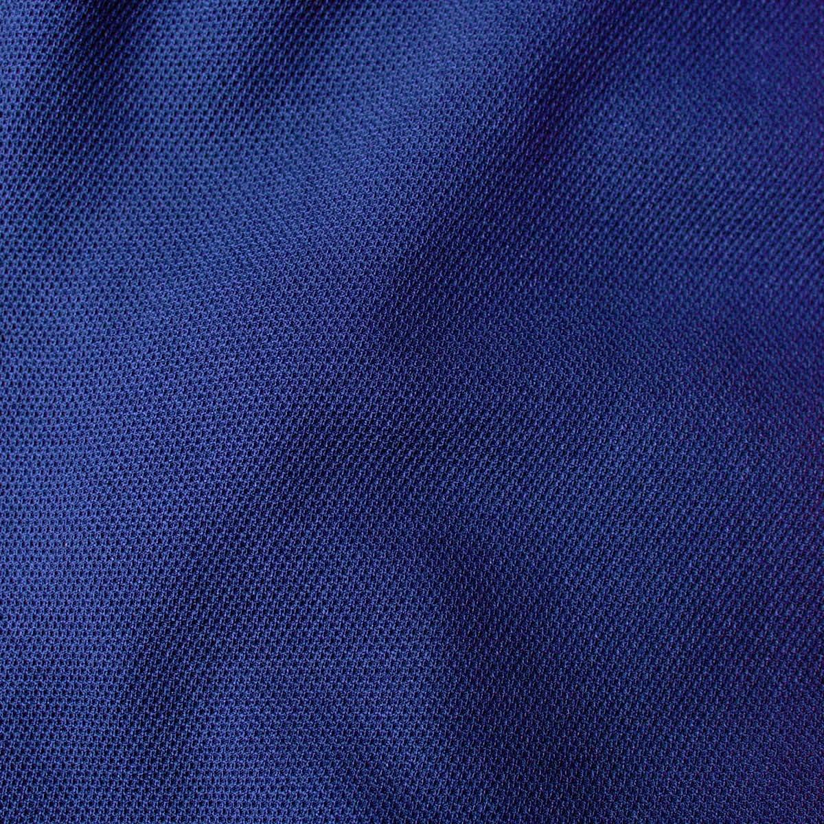 Tissu Acoustique pour Grilles Hauts-Parleurs 150x100cm Bleu Foncé