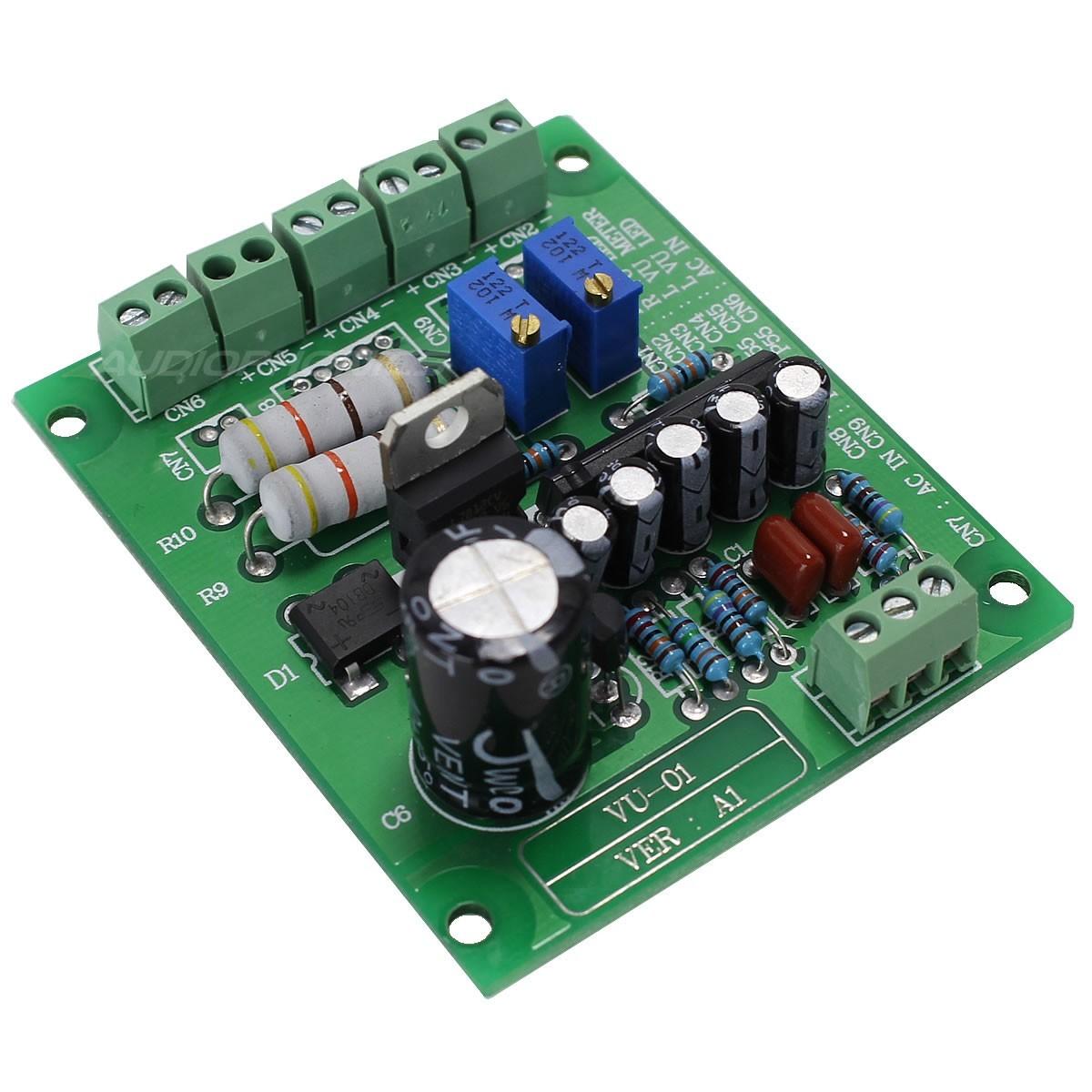 LED Vumeter Controler 3.3V