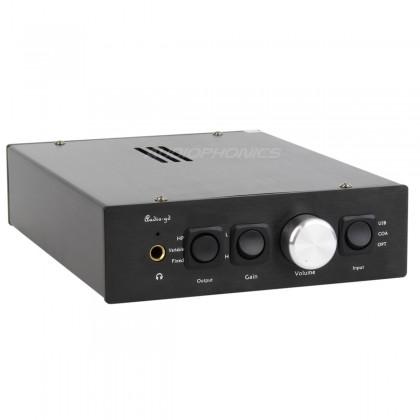 AUDIO-GD NFB-11 (2015) ES9018 DAC / Préampli DSD 32bit / 384kHz TCXO