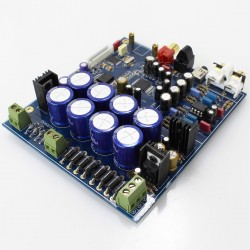 DIY DAC AKM AK4495 + AK4118 Kit 32bit/384kHz DSD XMOS