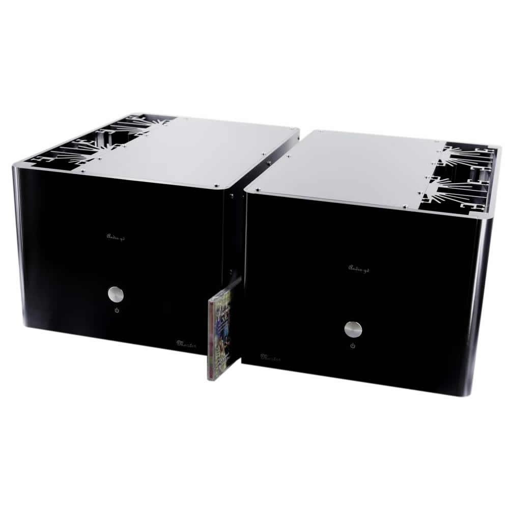 AUDIO-GD MASTER-2H Amplificateur Double Mono Symétrique 2x 250W