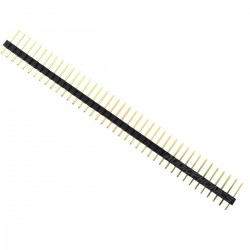 2.54mm Separable Male Pin Header 40 Pins 5.5mm (Unit)