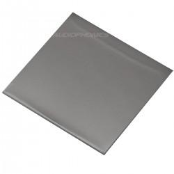 Carré de pate thermique silicone 15x15x2mm (à l'unité)