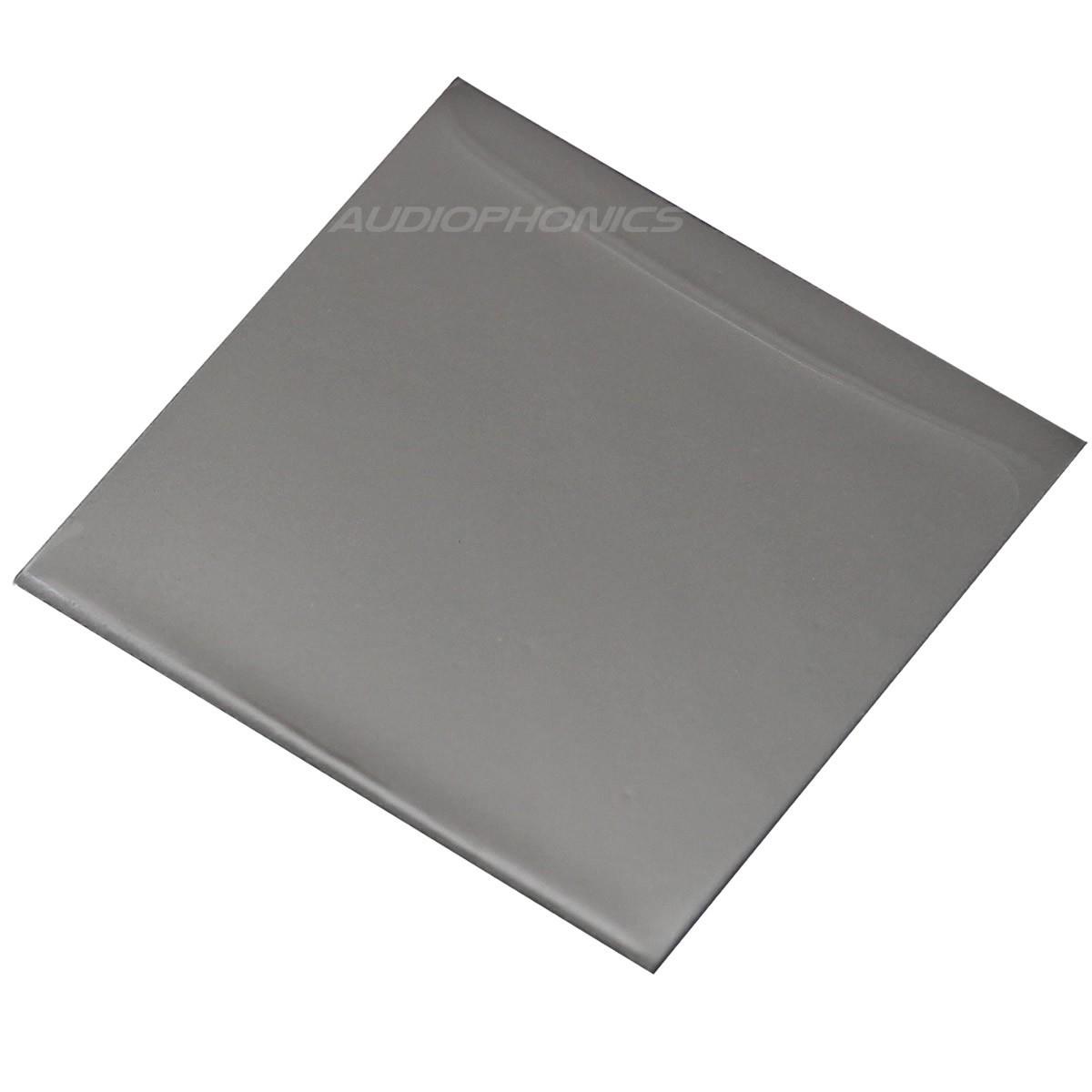Carré de pâte thermique silicone 15x15x2mm (Unité)