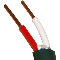 FURUTECH FS-15S Câble HP Cuivre OFC (SolidCore) 2x2.0mm² Ø 8.2mm