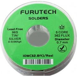 Etain à souder - FURUTECH S-070 Soudure Argent 4% 25g
