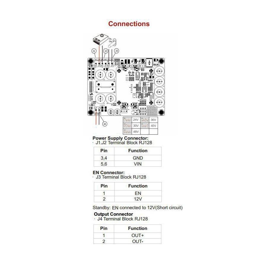 Wondom Ps Sp12148 Tl494 500 W Dc Car Audio Boost Converter Sure