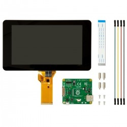 "7"" Screen Touch for Raspberry Pi 2/3 800X480"
