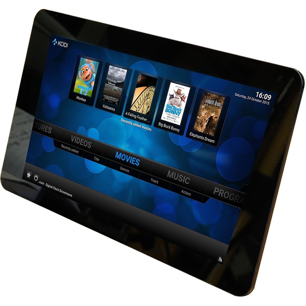 """Ecran LCD 7"""" Tactile Capacitif Raspberry Pi 3 / Pi 2 800x480"""