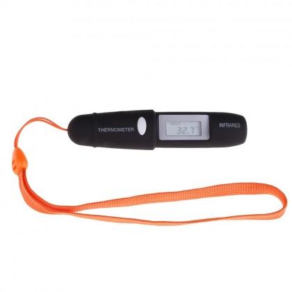 Stylo de mesure de température infrarouge avec écran LCD
