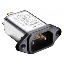 FURUTECH AC-1501 (G) Embase IEC C20 plaquée Or Filtre EMI 230V 15A