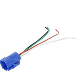 Connecteur rapide pour interrupteur et bouton poussoir Ø19mm