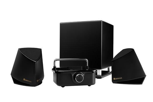 HIFIMAN X100 desktop active loudspeakers system 2.1
