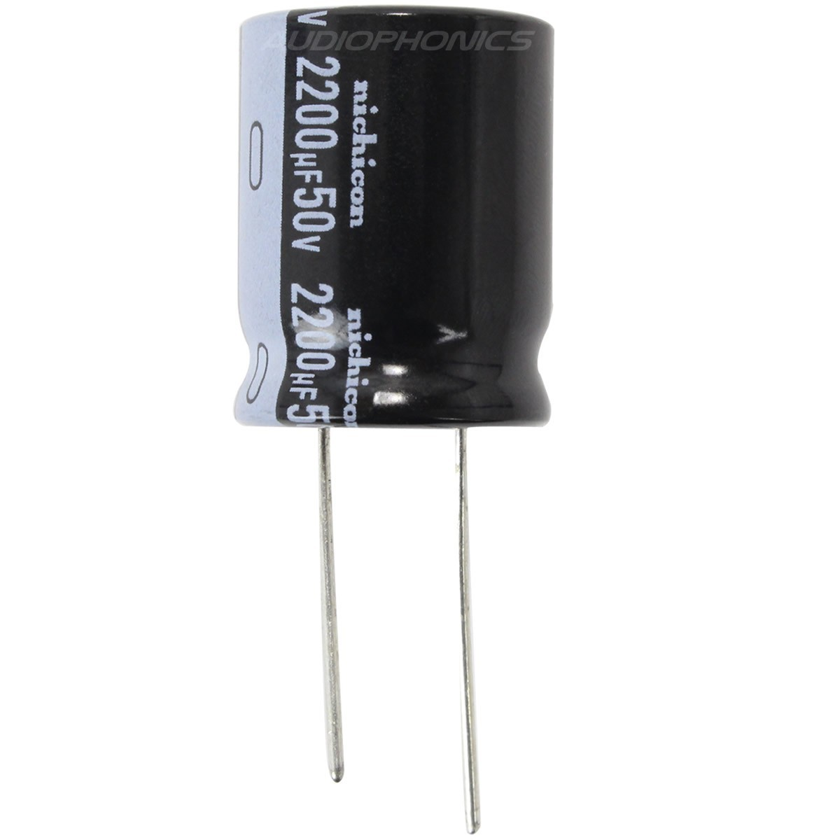 NICHICON URS Electrolytic Audio Capacitor 50V 2200µF