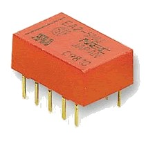 NEC-EA2-5NJ 5V Switch Relay Double contact