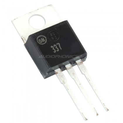 On Semi LM337 Voltage regulator -1.2V -37V 1.5A