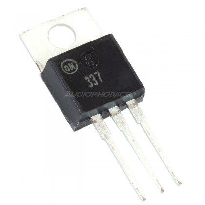 On Semi LM337 Régulateur de voltage négatif -1.2V -37V 1.5A