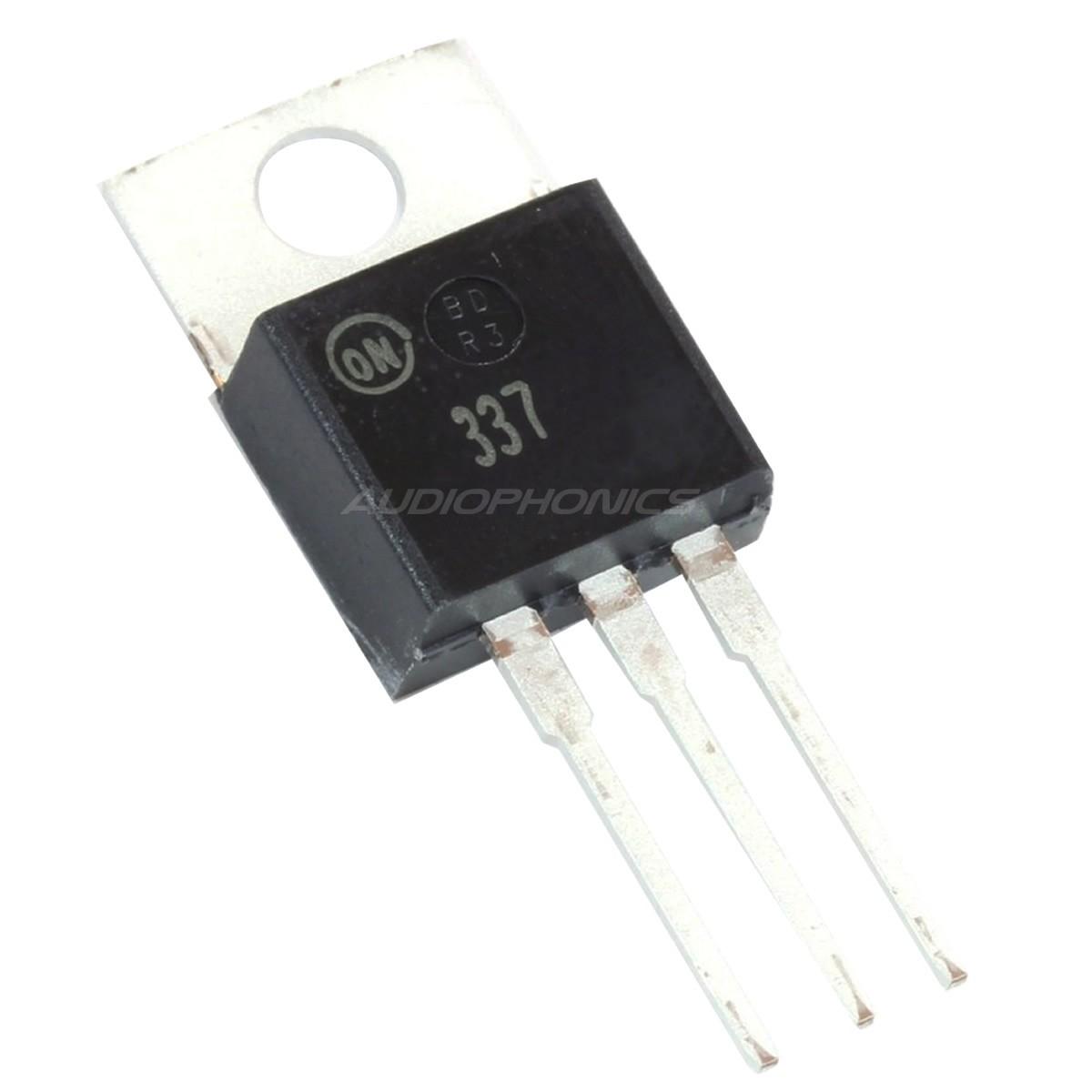 ON LM337 Régulateur de Tension Négatif -1.2V -37V 1.5A