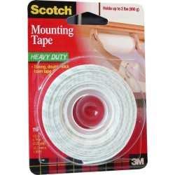 3M Scotch Adhesive Foam