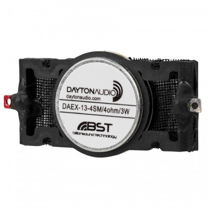 Dayton Audio DAEX-13-4-SM Mini Exciter 13mm 3W 4 Ohm