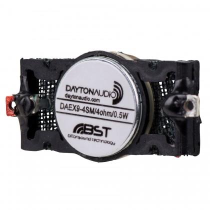 Dayton Audio DAEX-9-4SM Mini Exciter propulseur 9mm 1W 4 Ohm