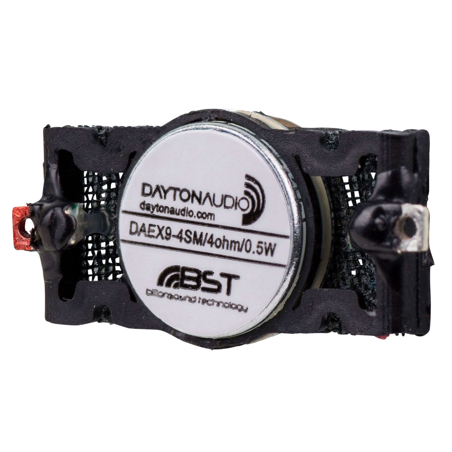 DAYTON AUDIO DAEX-9-4SM Mini Exciter Vibreur 9mm 1W 4 Ohm
