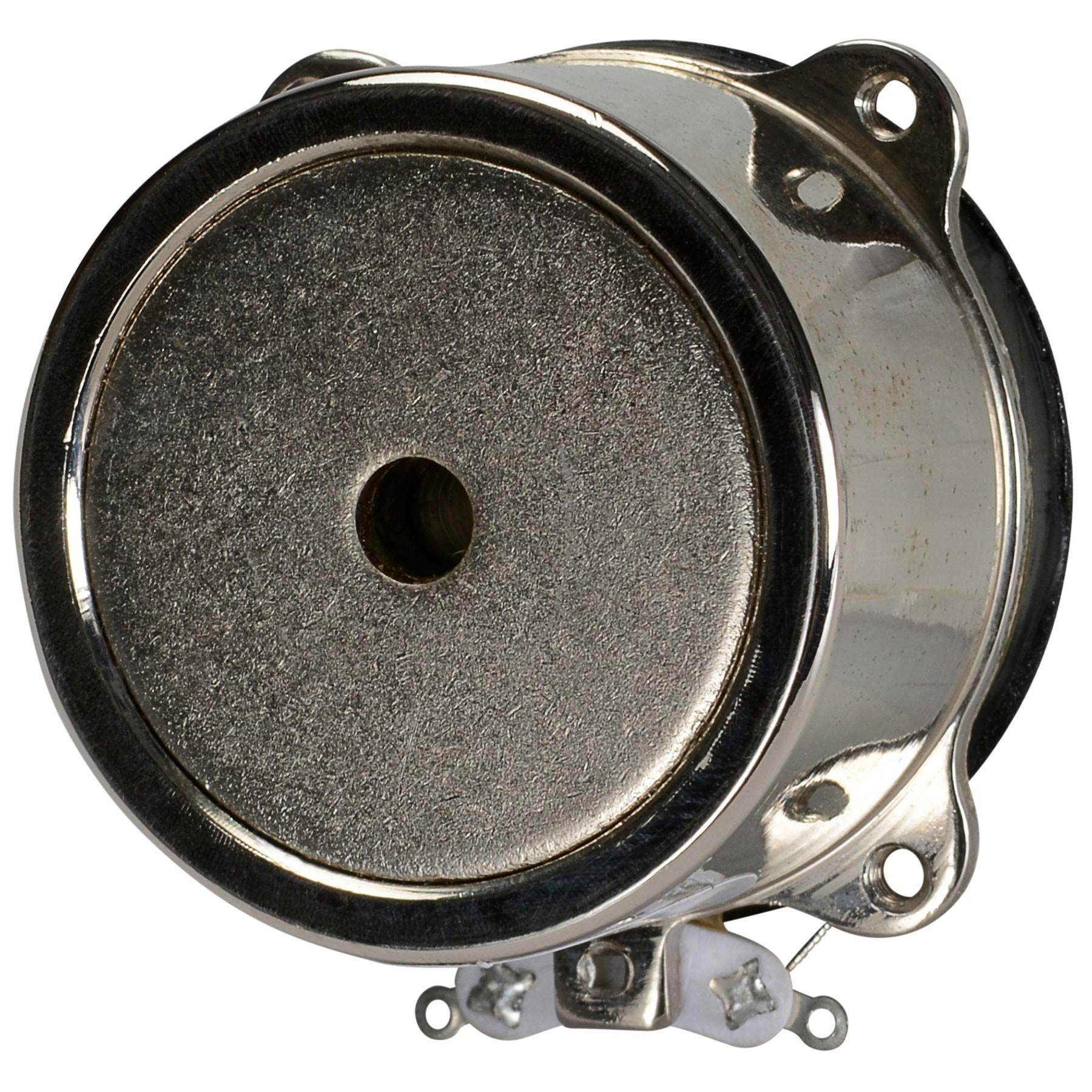 DAYTON AUDIO DAEX25SHF-4 Haut-Parleur Vibreur Exciter 20W 4 Ohm Ø2.5cm