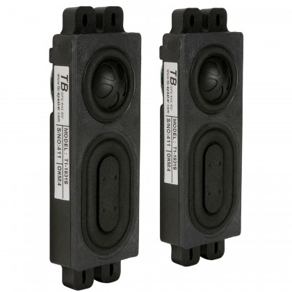 TANG BAND T1-1925S Modules de haut parleurs (la paire)