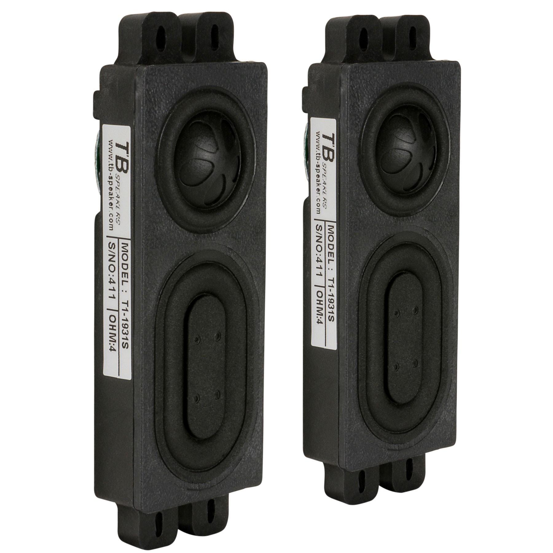 TANG BAND T1-1942S Speaker Module Full Range 4W 4 Ohm (The pair)