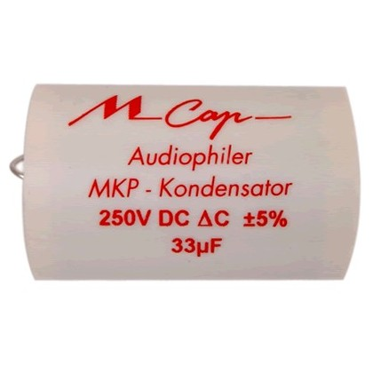 Mundorf MCAP Condensateur 250V 3.30µF