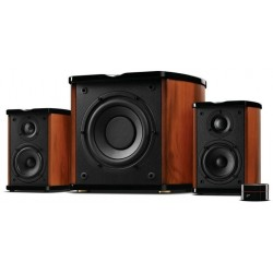 Swans M50W - 2.1 Activ loudspeakers and Subwoofer