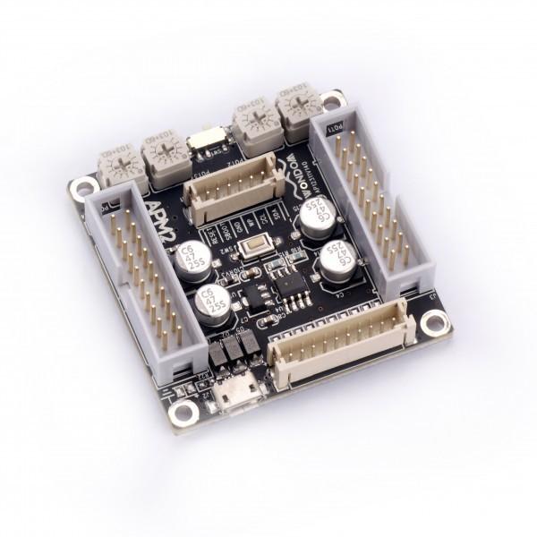 WONDOM ADAU1701 Module DSP pour filtrage actif compact