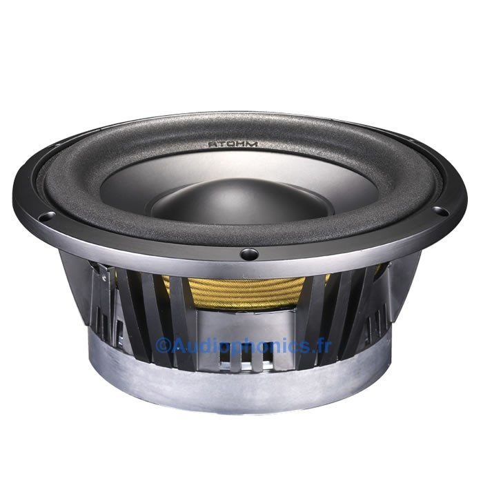 ATOHM LD230CR04 Speaker Driver Subwoofer 300W 4 Ohm 88dB Ø23cm