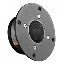 ATOHM SD28CR08F Tweeter à dome en soie 8 Ohm Ø28mm (Unité)