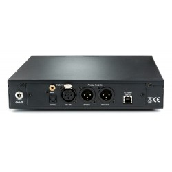 MiniDSP OpenDRC-DA Room correction DSP DAC SPDIF AES-EBU Toslink