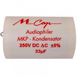 Mundorf MCAP Condensateur 250V.. 100µF