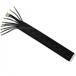 Flexible Flat Cable JST bare wire 2.54mm 12 PIN 15cm