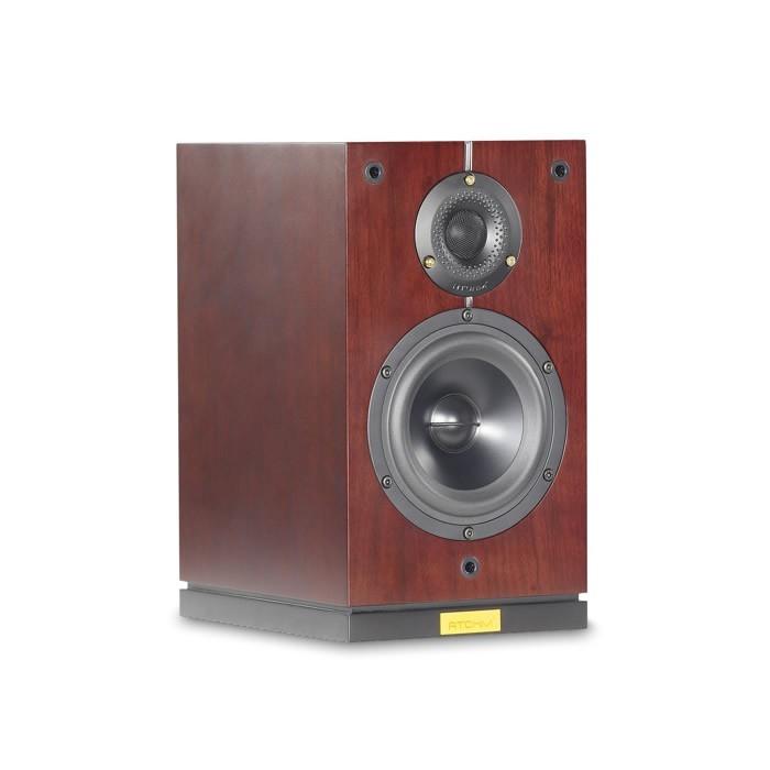 ATOHM SIROCCO 1-0 HiFi bookshelf Speaker 120W / 6 Ohm Rosewood (Unit)