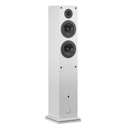 ATOHM SIROCCO 2-0 HiFi tower Speaker 250W / 6 Ohm White (Unit)