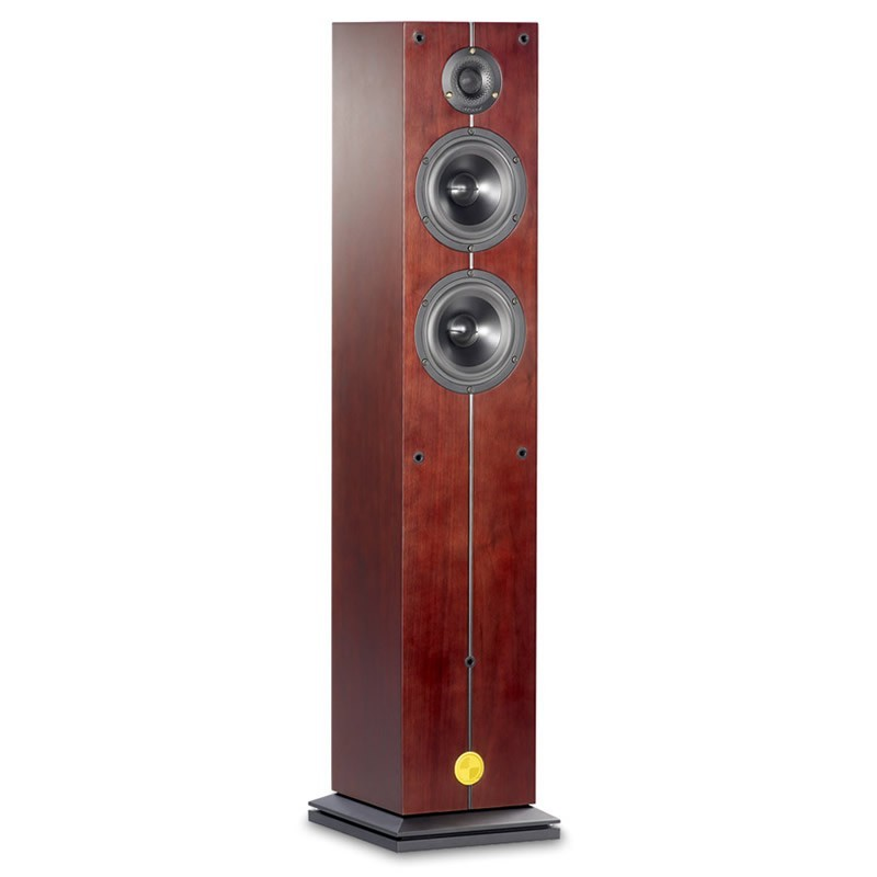 ATOHM SIROCCO 2-0 HiFi tower Speaker 250W / 6 Ohm Rosewood (Unit)
