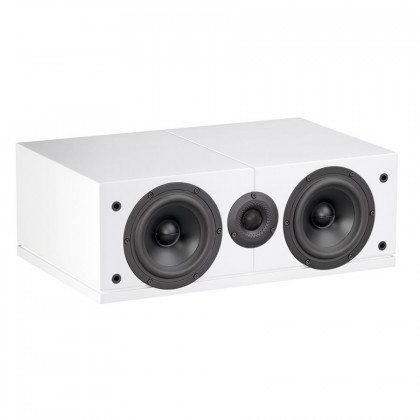 ATOHM SIROCCO C1 HiFi Center channel Speaker 250W / 6 Ohm White