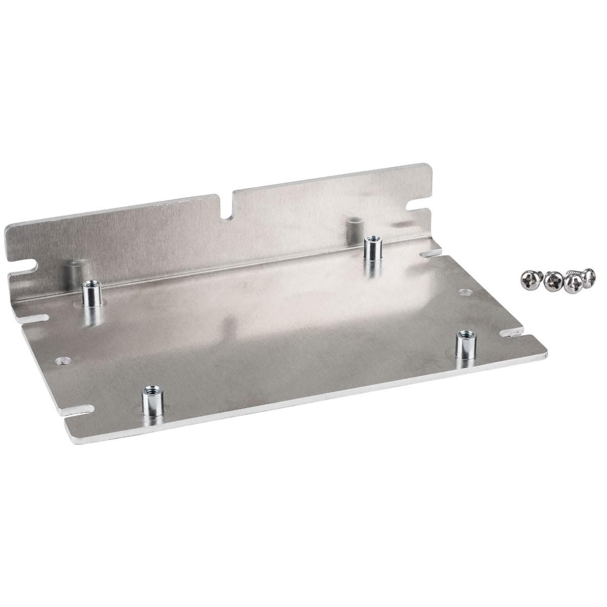 WONDOM AA-JA11115 Fixation support aluminium profil L pour amplificateur JAB 2