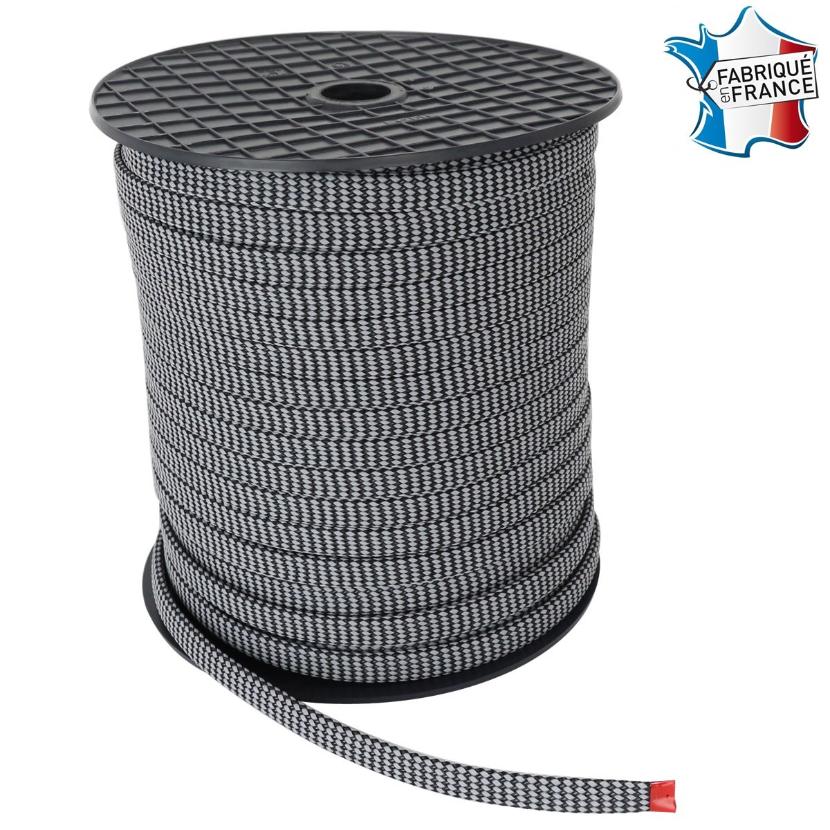 ELECAUDIO VIPERA GN Extensible PET braided sleeve Nylon (PET) 09-15mm