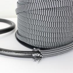 ELECAUDIO VIPERA GN Extensible PET braided sleeve Nylon (PET) 09-15mm