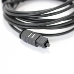 Câble Numérique Optique Toslink 2m